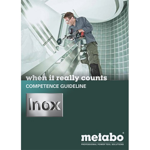 METABO INOX COMPETENCE GUIDELINE